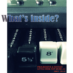 "★ORGAN JAZZ ROCK!★ ""What's inside? ""(LDM13)"