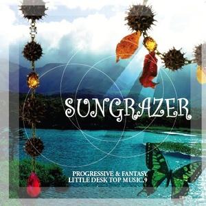 """シンセインストサウンドトラック""""Sungrazer""""(LDM9)"""