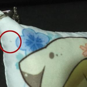 刀剣男士 ミニ抱き枕ストラップ(訳あり品)