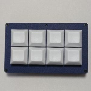 namecard2x4 8キーマクロパッドキットセット