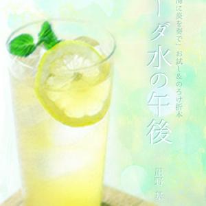 折本「ソーダ水の午後」