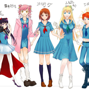 ふーどる!〜The foolish idols〜