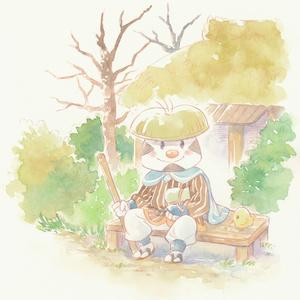 [原画]手描きイラスト
