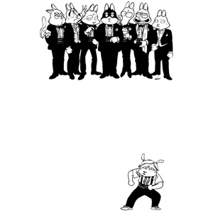 復刻版・赤々丸Tシャツ/レディース