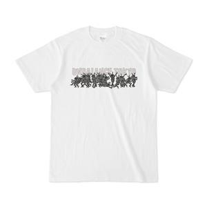 アンバランス・トーキョー/ケチャップTシャツ-シルエット
