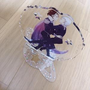 【銀英伝】アクリルフィギュアスタンド【フェルオベ】