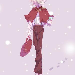 【ポストカード】L'hiver