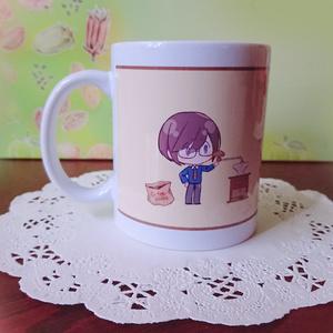 薫マグカップ