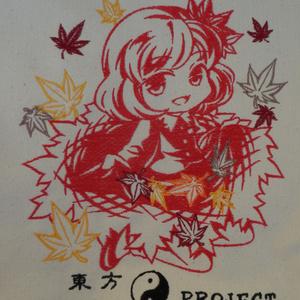 刺しゅう 秋静葉_01