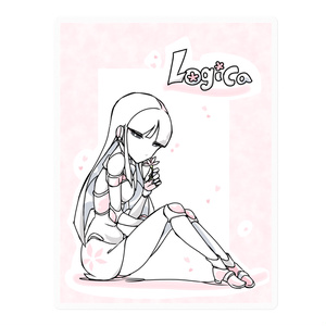 Logica ステッカー【蕪歩堂】