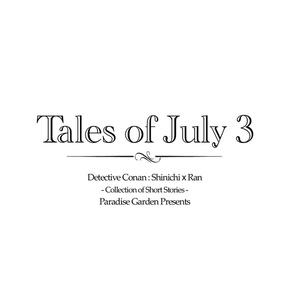 Tales of July 3