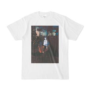 遊具ネコTシャツ