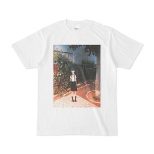 ネコと和解(ソフトクリーム)Tシャツ