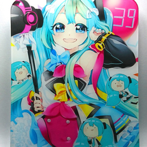 Vocaloid(VOICEROID) アクリルステッカー