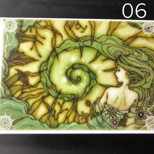 銀の星ポストカード06