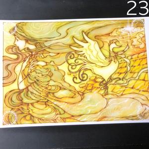 銀の星ポストカード23