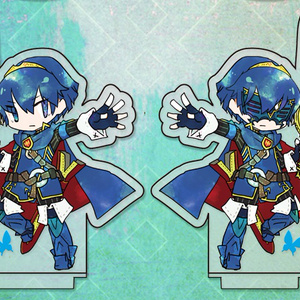 謎の剣士 アクリルスタンド
