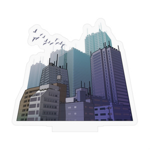 都市マーカー(Capital City Marker)