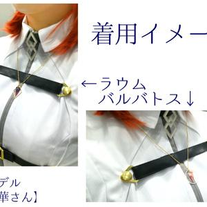 魔神柱ネックレス