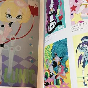 TASIMA Mikko Illustration Book 2015〜2018