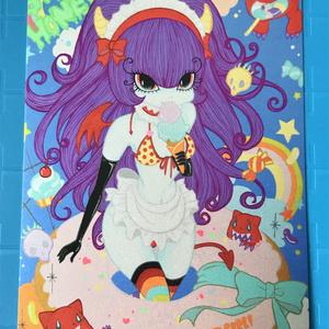 オリジナルイラストカード/SH