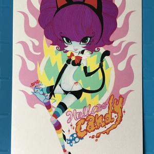 オリジナルイラストカード/HCC