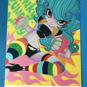 オリジナルイラストカード/PP
