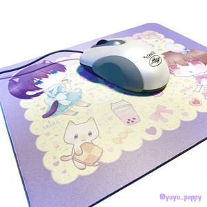 メイド☆マウスパッド