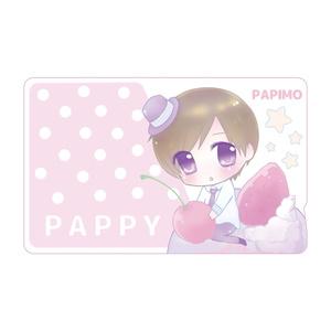 ICカードステッカー「PAPIMO」