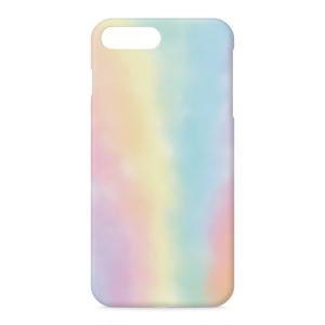 iPhoneケース 虹色