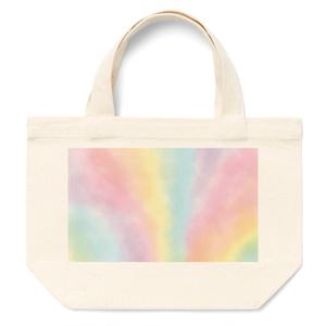 トートバッグ 虹色