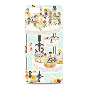 パンケーキカフェのiPhoneケース
