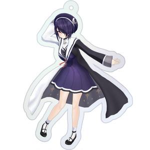 あおぎり高校アクキーセット【音霊魂子×水菜月夏希×石狩あかり】