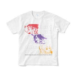 あおぎり高校【入学祭2020!ライブTシャツ】