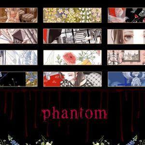 創作イラスト本『phantom』