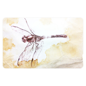 蜻蛉ICカードステッカー