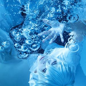 「BLUE」 ヒプマイ S.AOHITSUGI cosplay photobook