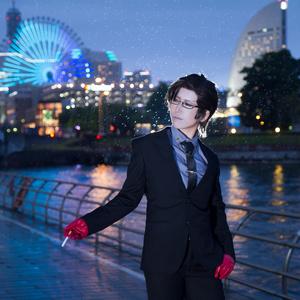 「Smoke」 ヒプマイ J.IRUMA CosplayPhotoBook