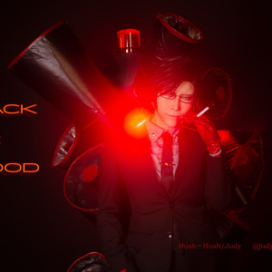 「BLACK×BLOOD」 J.IRUMA CosplayPhotoBook