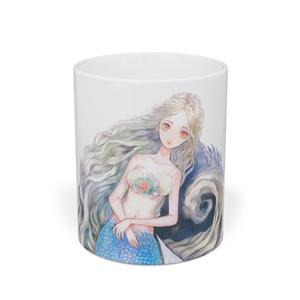 人魚マグカップ