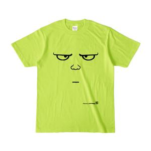 ドワ男Tシャツ(ライトグリーン)