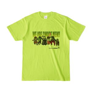 イケドワTシャツ(ライトグリーン)