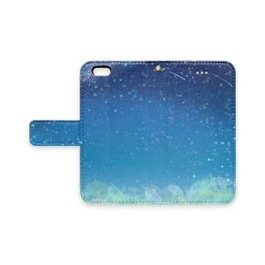 夜空iPhoneケース
