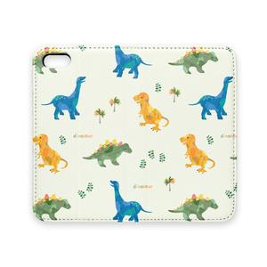 カラフル恐竜ケース