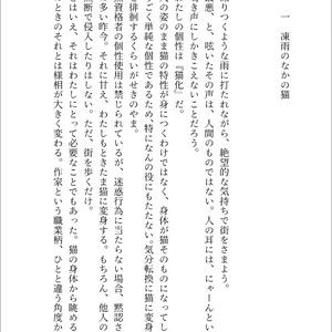 雨のなかの猫【オールマイト夢本】