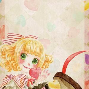 メモ帳「Colorful Hearts」