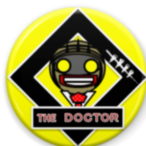 The doctor 缶バッチ