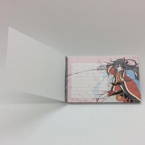 フルカラーメモ帳 【刀剣男子】