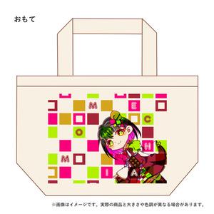 【創作】アイロンプリント ランチバッグ【駄菓子擬人化・餅飴】