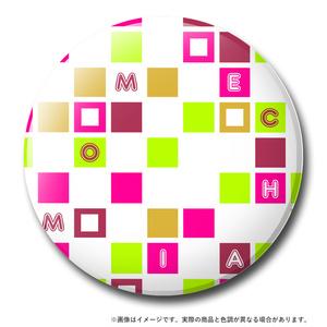 【創作】駄菓子擬人化・缶バッチ【餅飴】